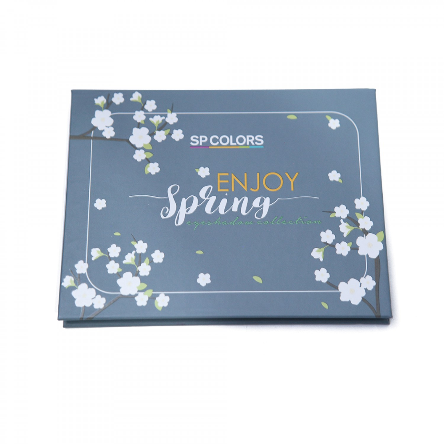 Paleta de Sombras Enjoy Spring SP Colors