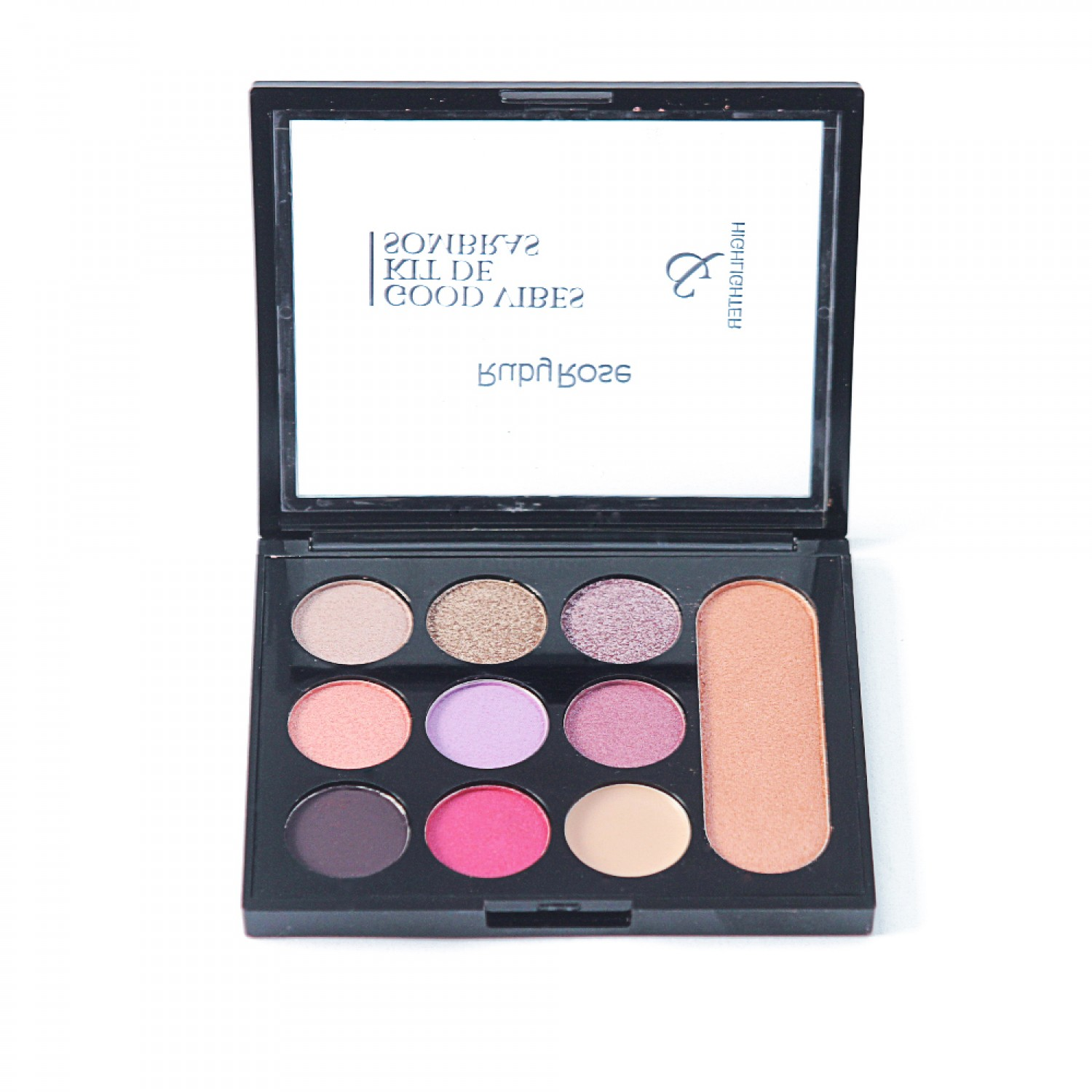 Paleta de Sombras Good Vibes Ruby Rose