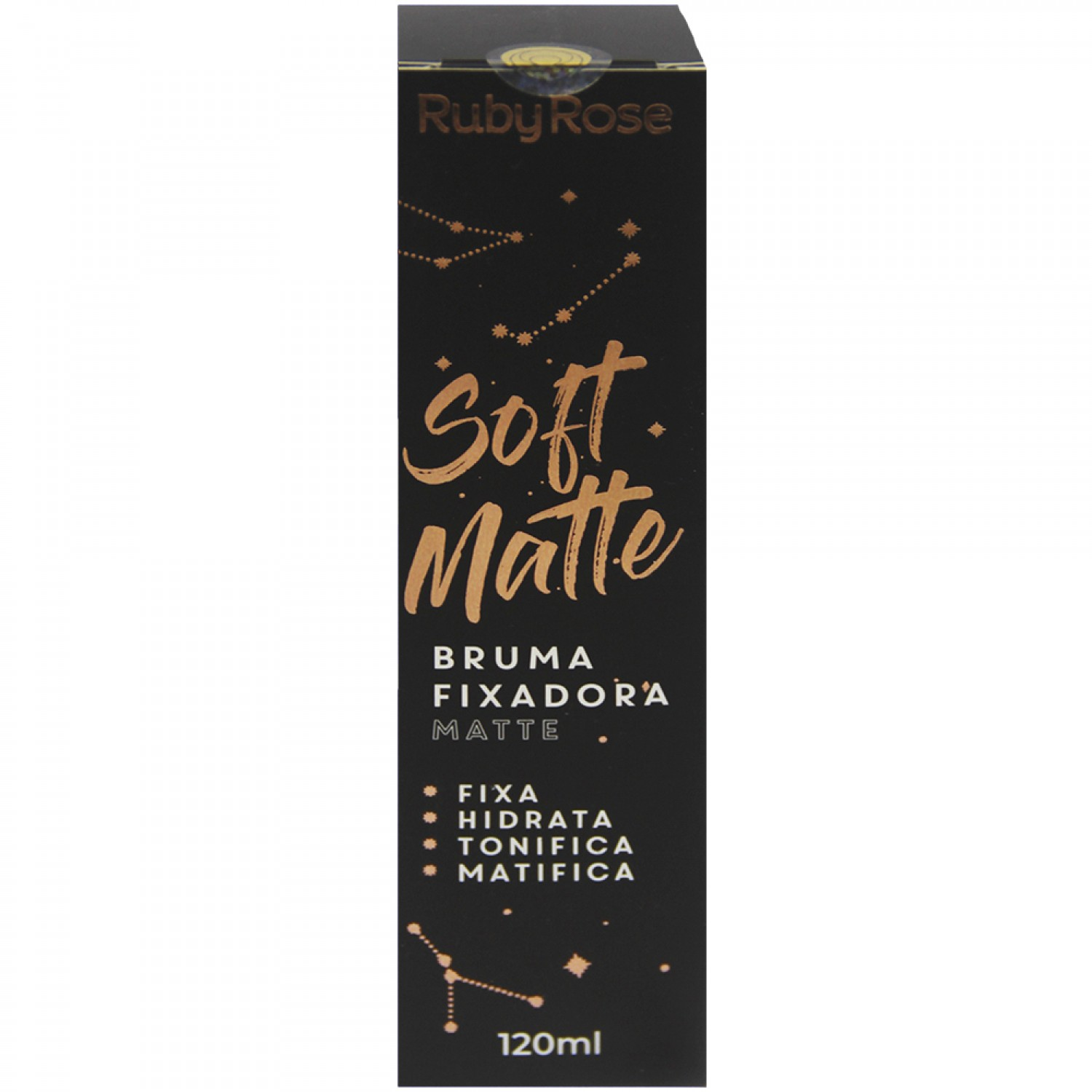 Bruma Fixadora Soft Matte Ruby Rose