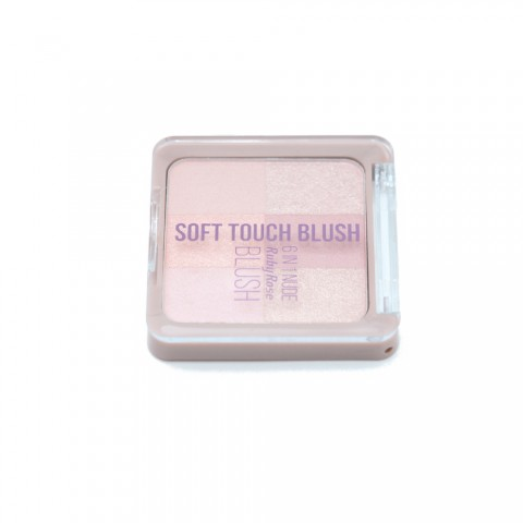 Soft Touch Blush Ruby Rose