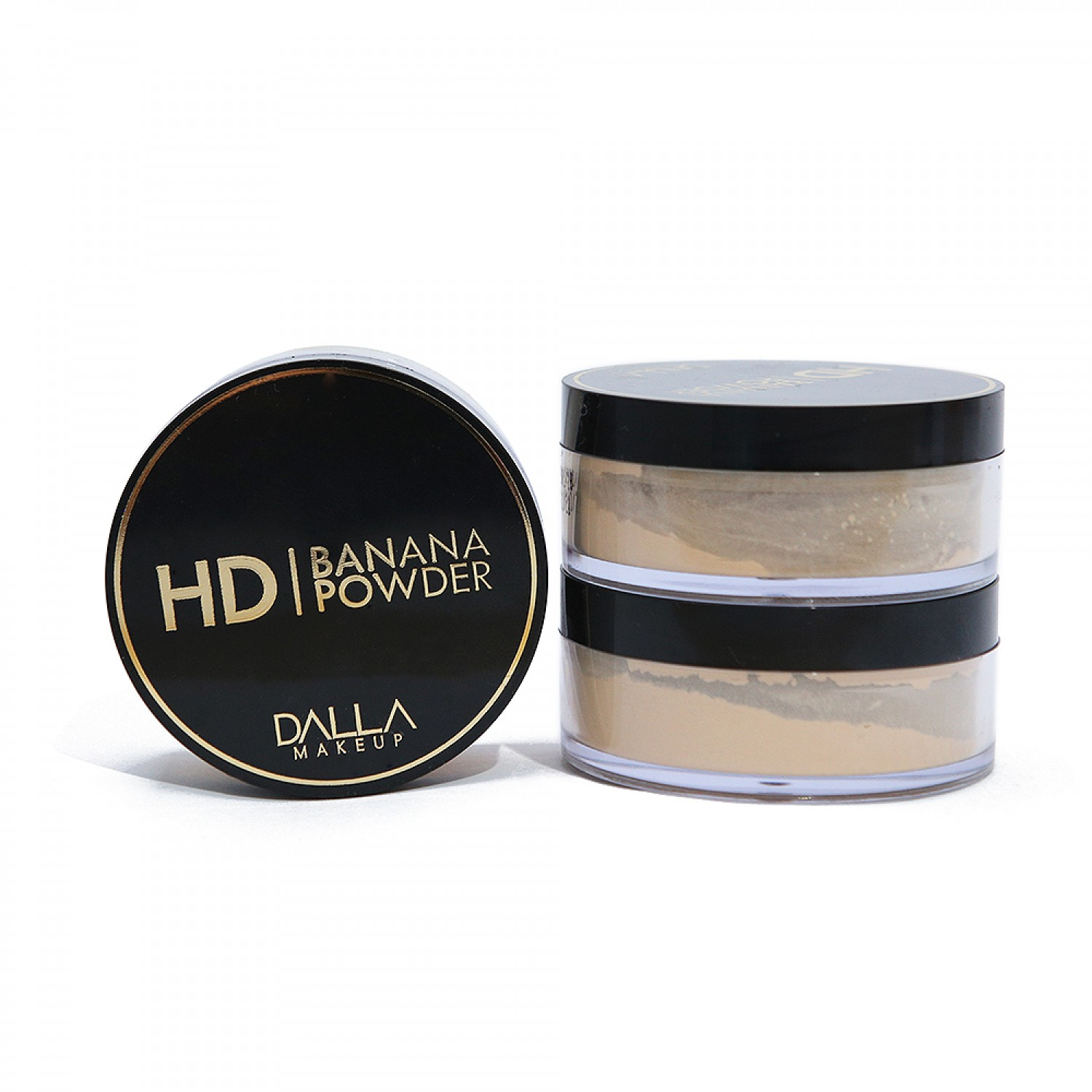 Banana Powder HD Vegano Dalla Make Up